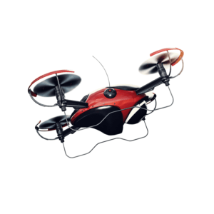 Red Drone