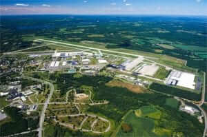 New York UAS Test Site at Griffiss International Airport in Rome, NY