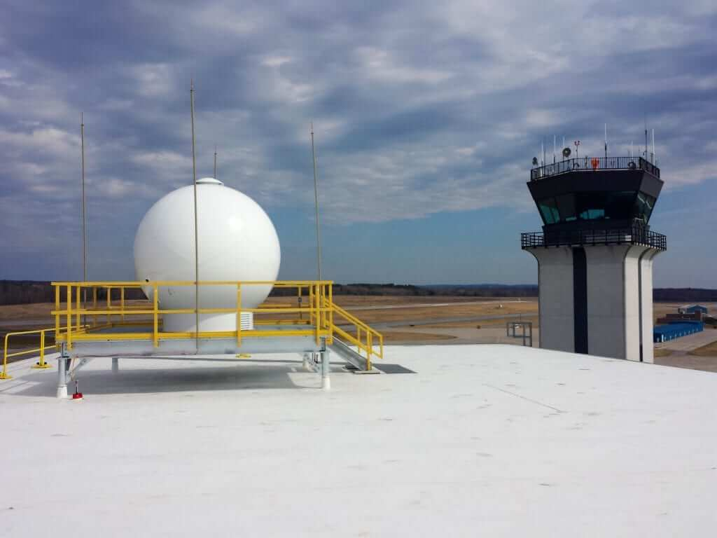 Radar at NY UAS Test Site