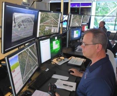 Testing at NY UAS Test Site