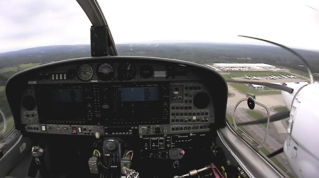 Aurora Centaur Cockpit