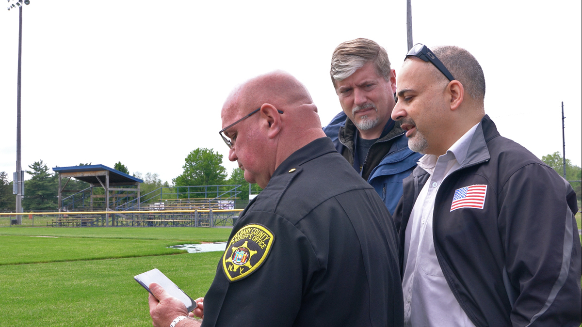 Oneida County Sheriff, NUAIR and ANRA testing Remote ID