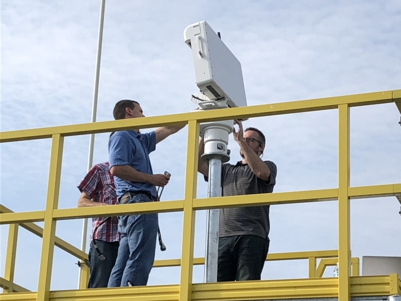 SRC Radar
