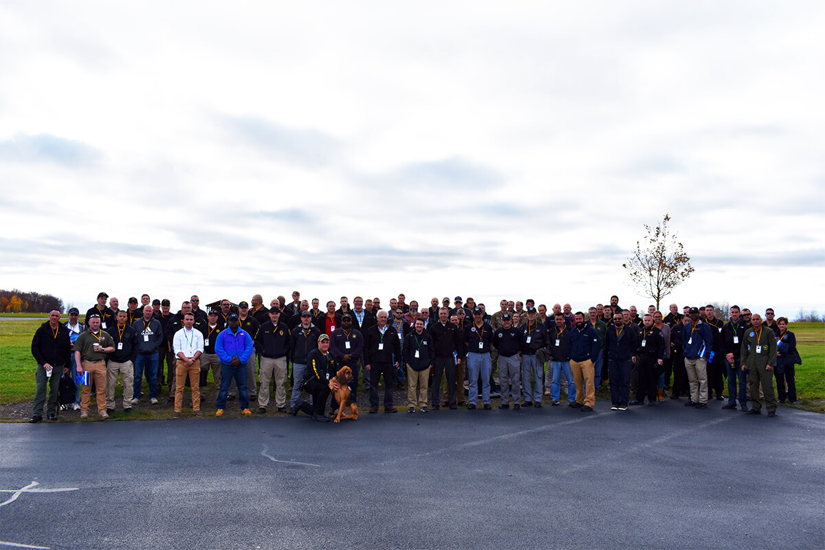 New York UAS Public Safety Fly-In Participants