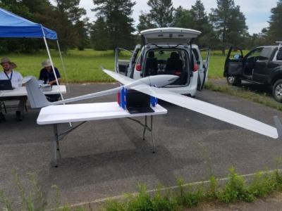 TruWeather Drone Testing