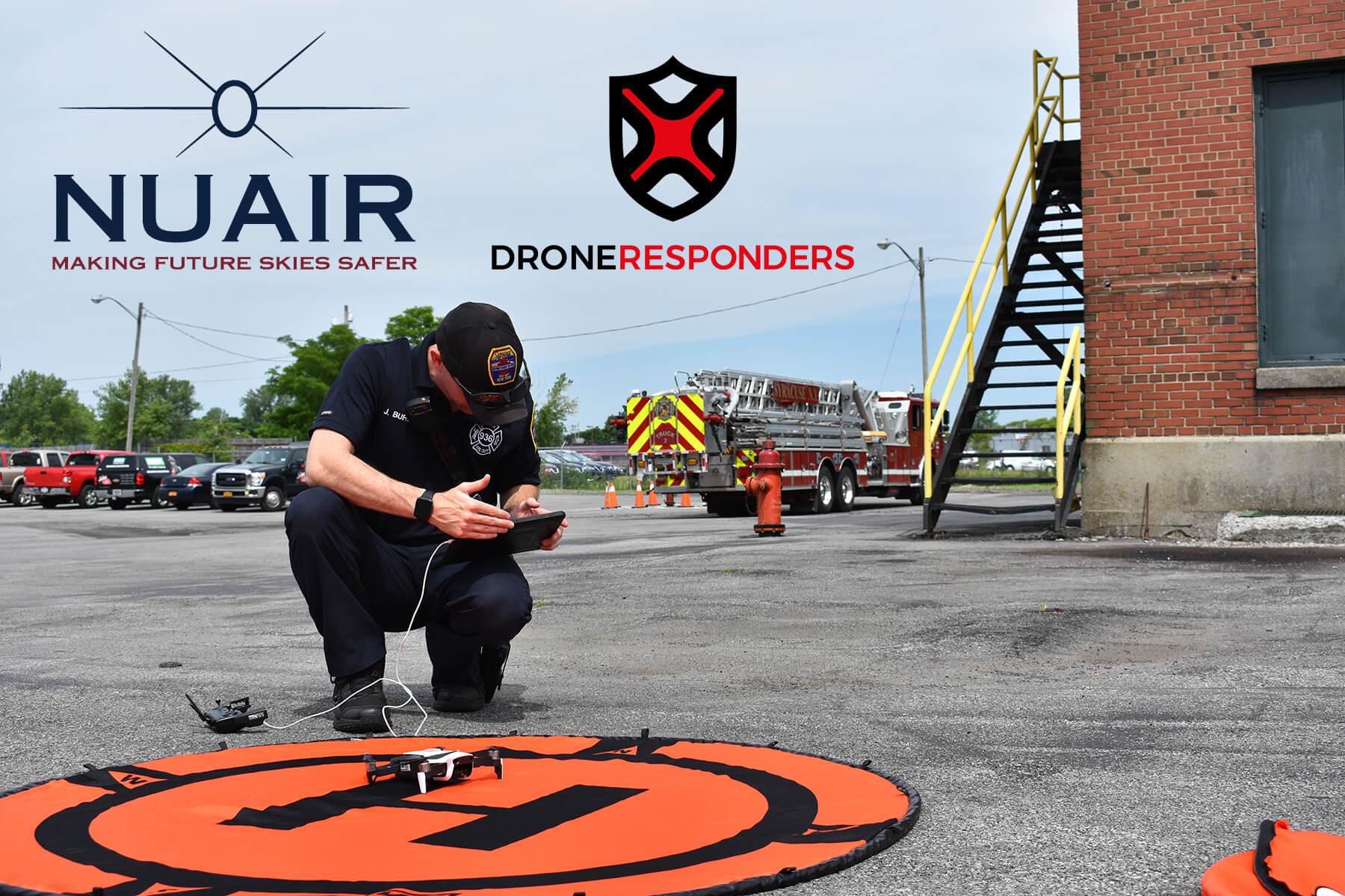 NUAIR & DroneResponders