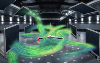 Drone Wind Tunnel