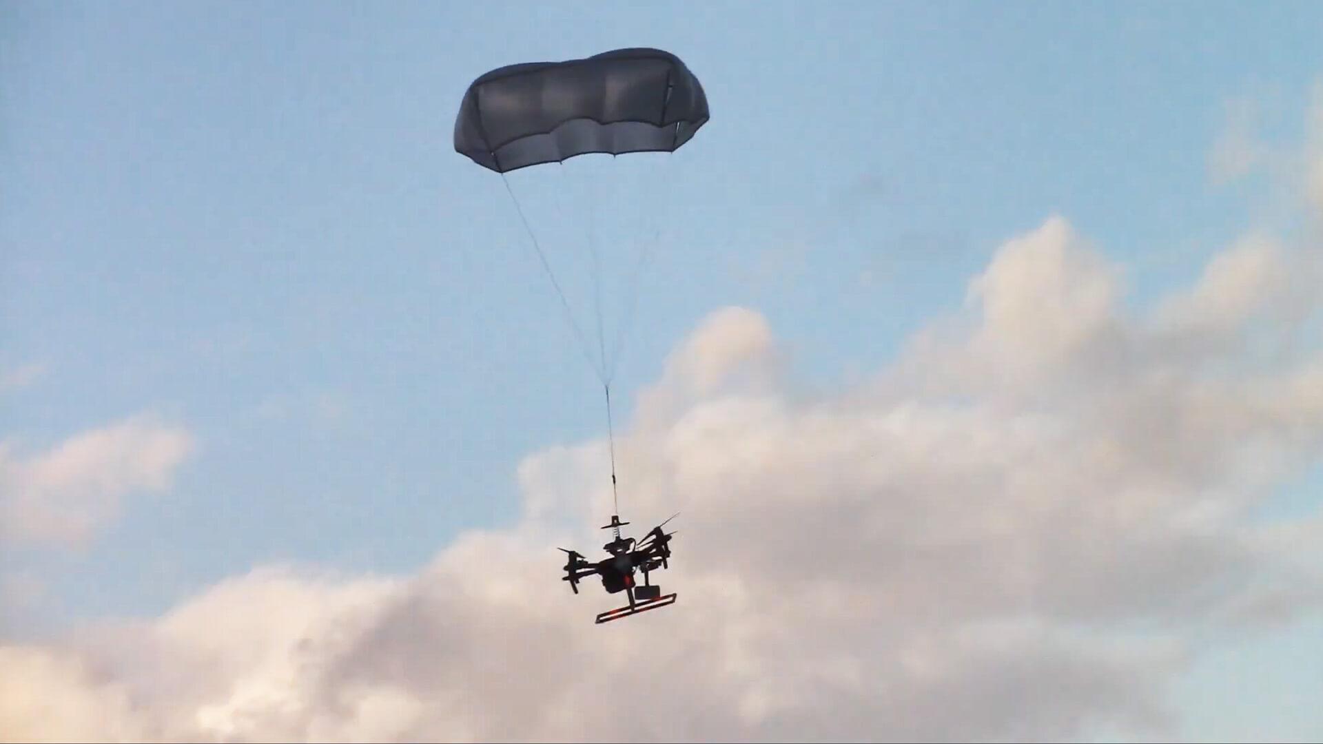 AVSS Parachute Test