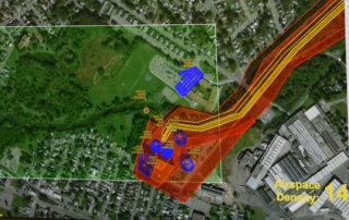 UTM Airspace Density