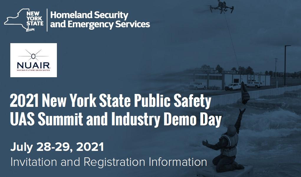 2021 NYS Public Safety UAS Summit