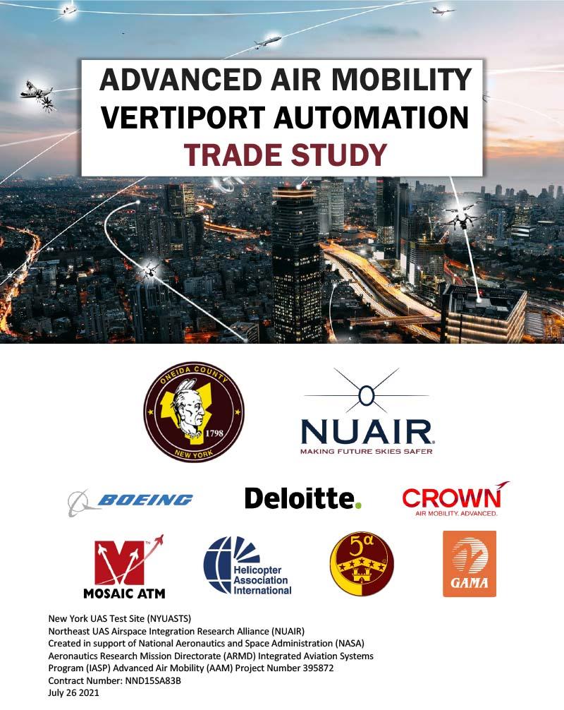 Vertiport Trade Study