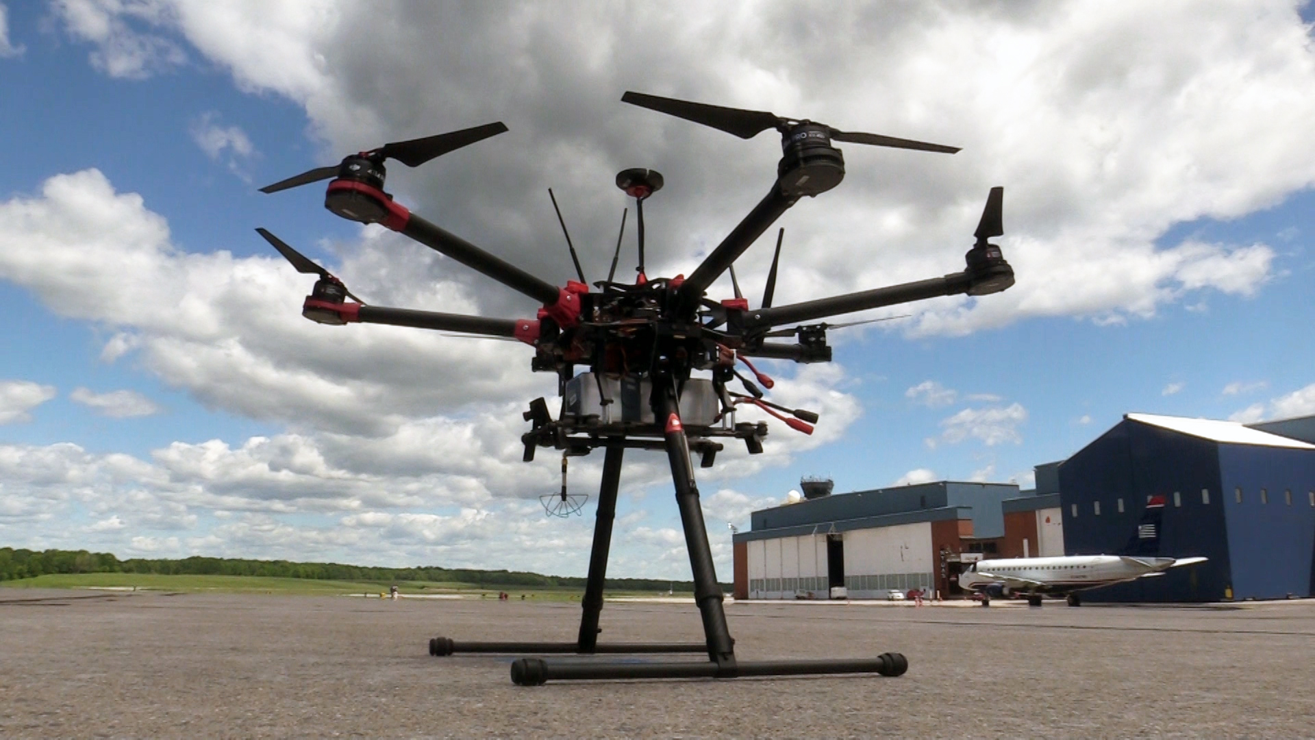 NUAIR Drone at NYUASTS